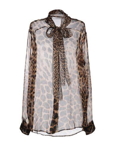 SAINT LAURENT - Hemden und Blusen aus Seide