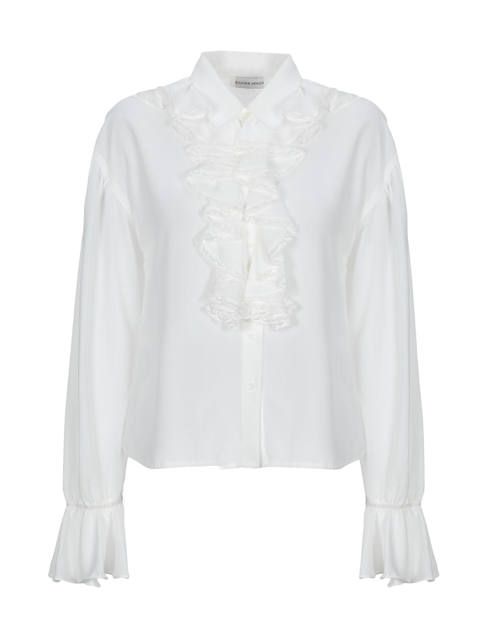 Camicie E bluse Tinta Unita Unita Silvian Heach donna - 38856934GR  billige Designermarken
