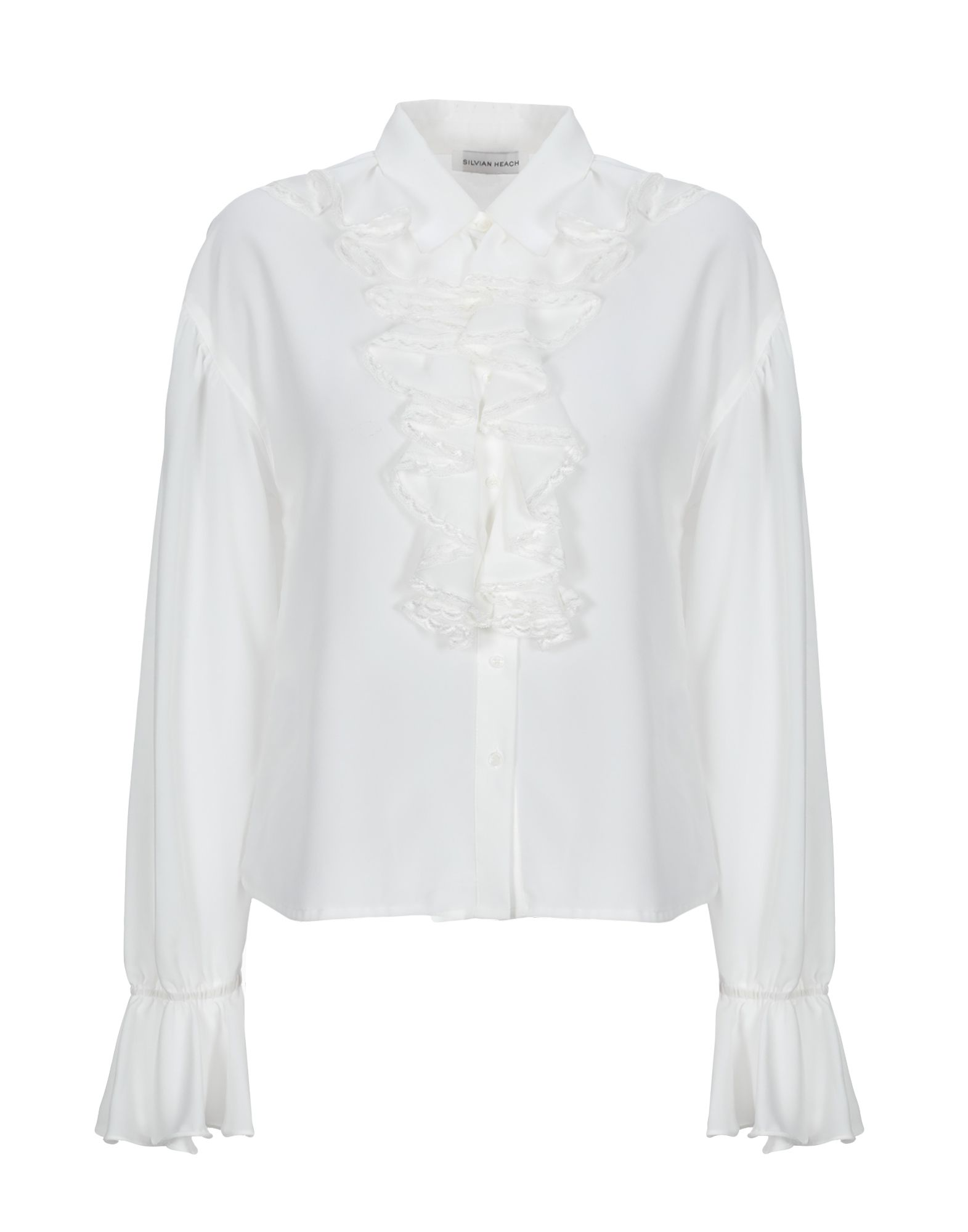 Camicie E bluse Tinta Unita Unita Silvian Heach donna - 38856934GR  befasst sich mit Verkauf
