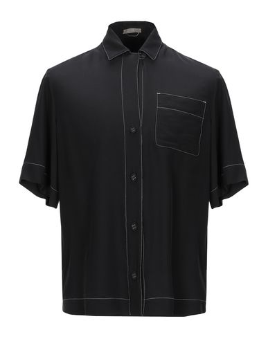 BOTTEGA VENETA - Solid colour shirt