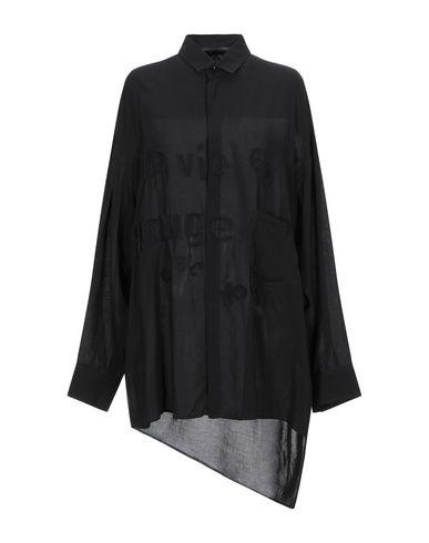 YOHJI YAMAMOTO - Solid color shirts & blouses