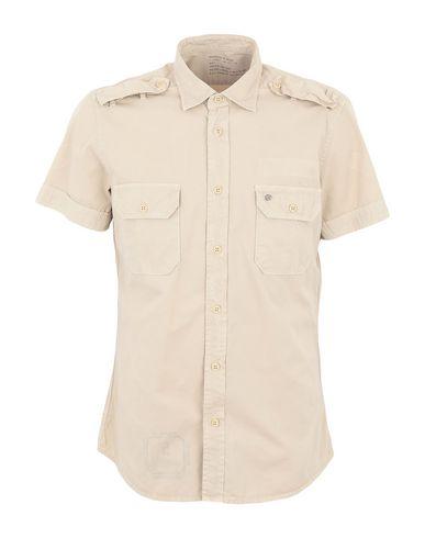 MASON'S - Solid color shirt