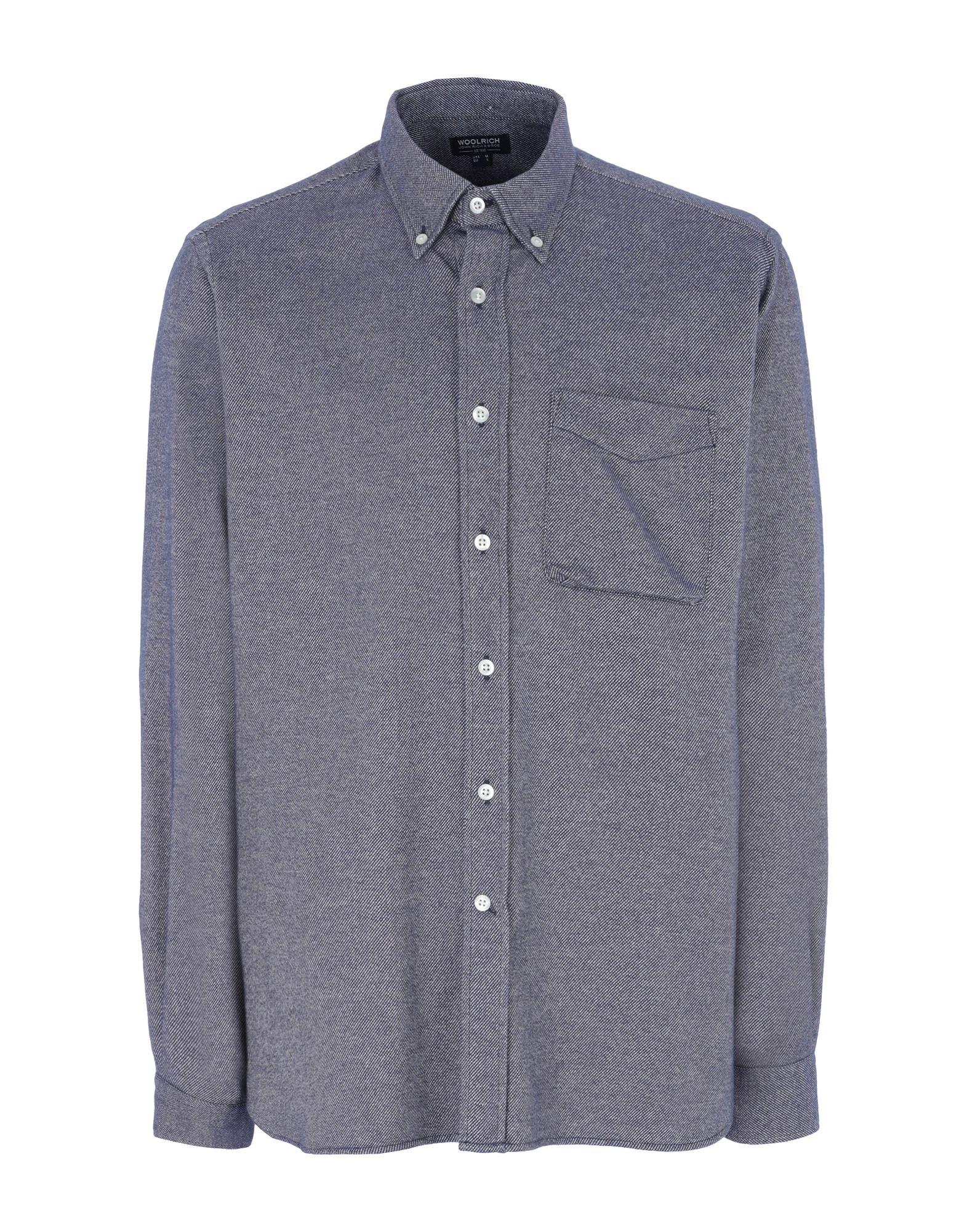 Camicia Fantasia Woolrich Woolrich uomo - 38858979LS