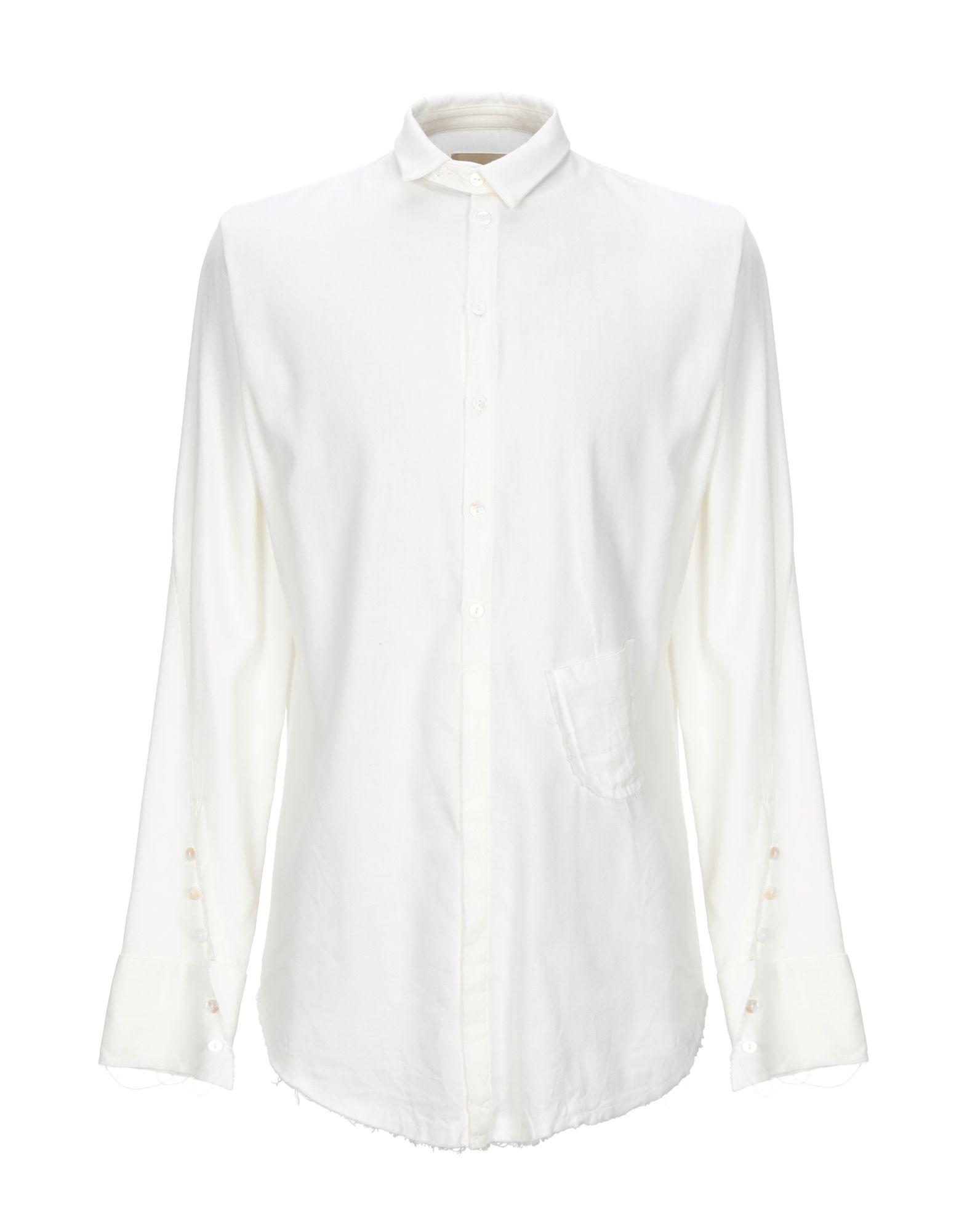 Camicia Tinta Unita Marc Point herren - 38859006XI