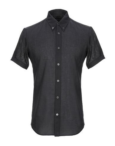 ALEXANDER MCQUEEN - 솔리드 컬러 셔츠