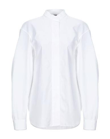 JIL SANDER - Solid color shirts & blouses