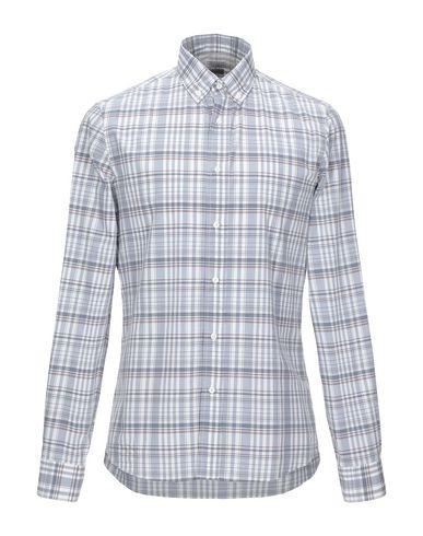 BRUNELLO CUCINELLI - Checked shirt