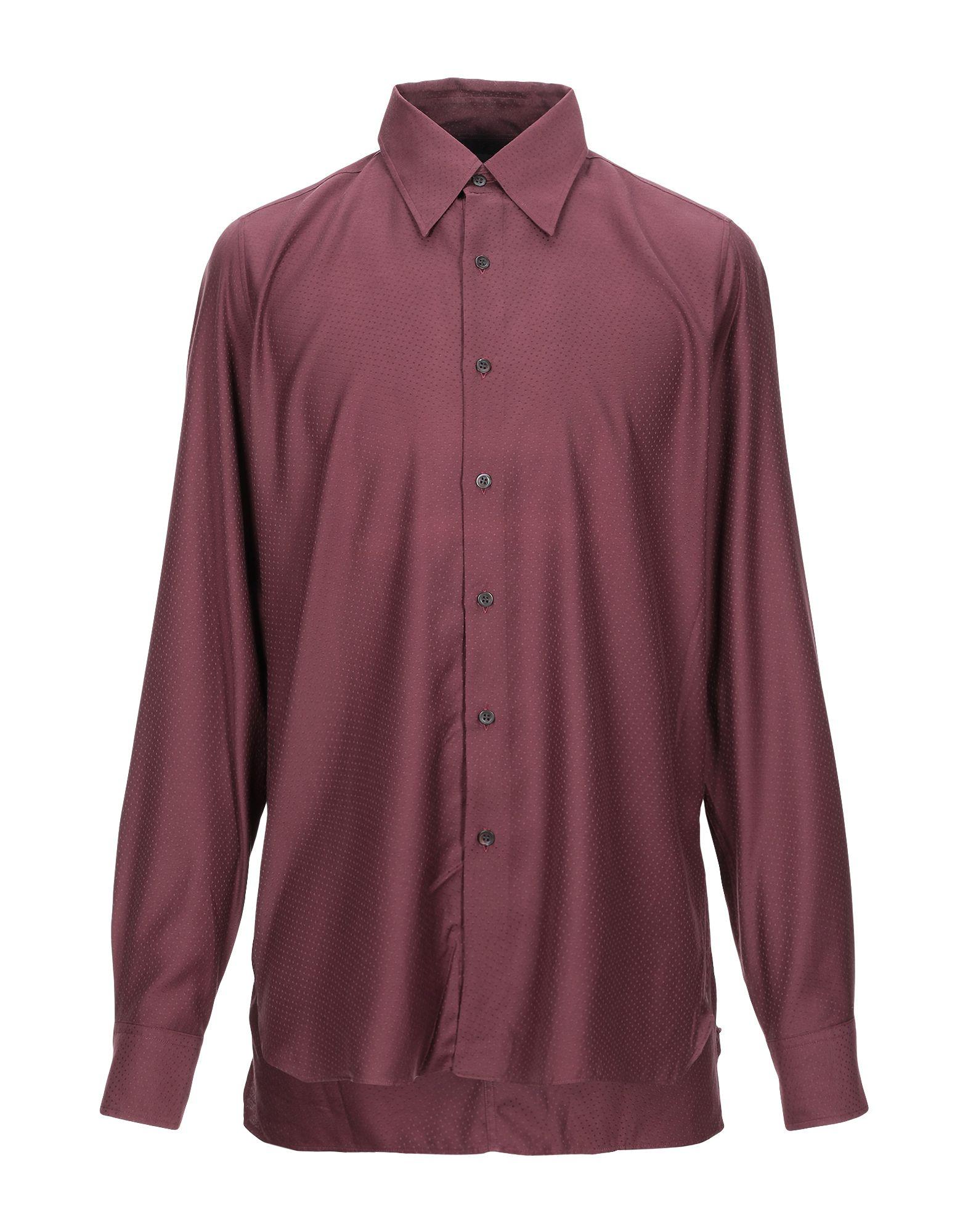 Camicia Tinta Unita Dries Van Noten herren - 38859944PM