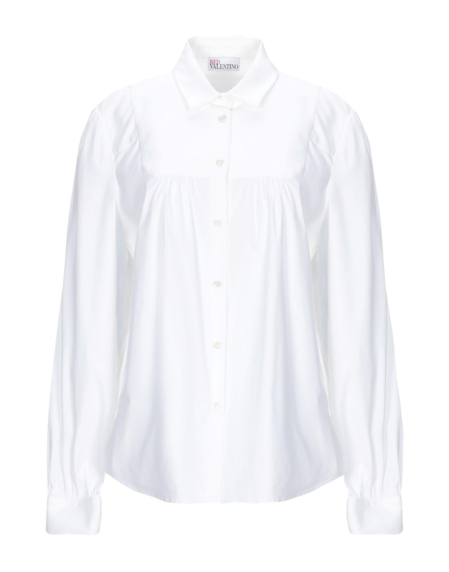 Camicie E Blause Tinta Unita rotvalentino damen - 38860221II