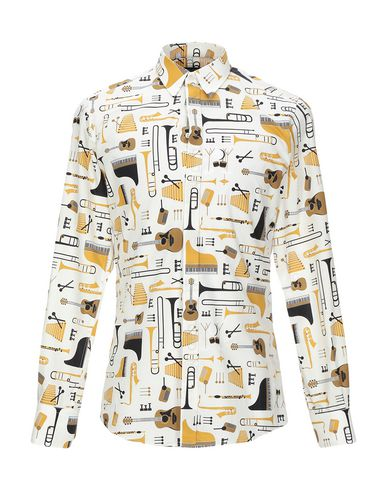 DOLCE & GABBANA - 柄入りシャツ