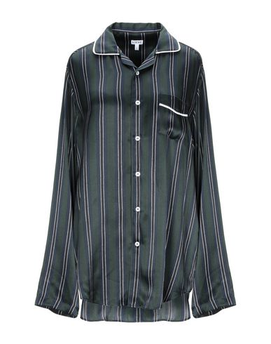 Loewe T-shirts Silk shirts & blouses