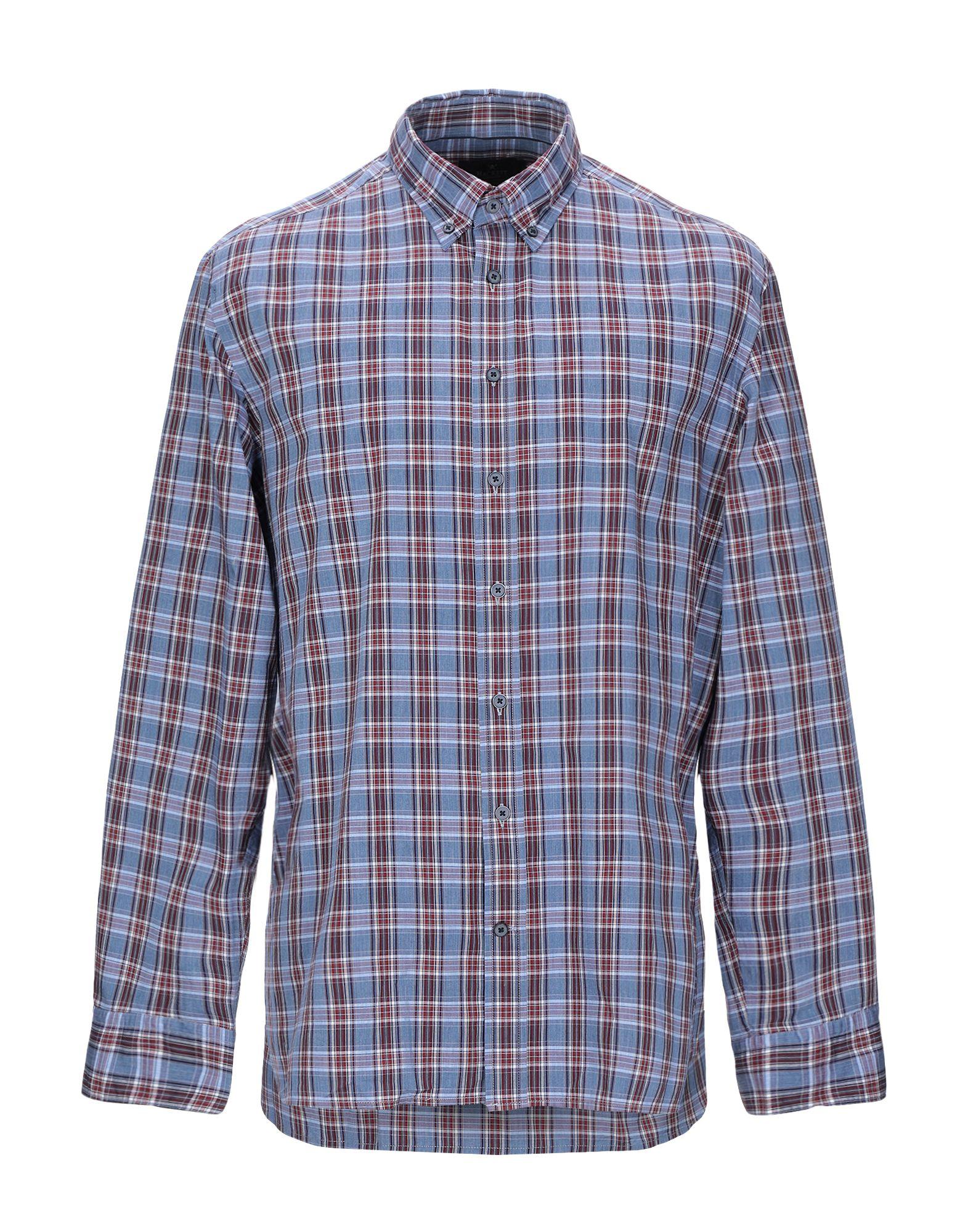 Camicia A Quadri Hackett herren - 38861390HH