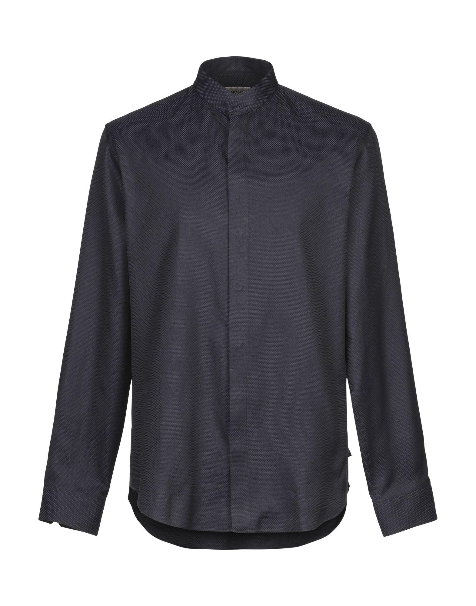 Camicia Fantasia Armani Collezioni herren - 38861437FT