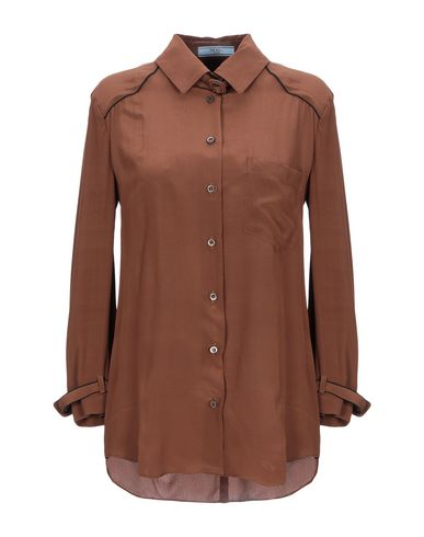 Prada T-shirts Silk shirts & blouses