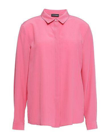 Emporio Armani T-shirts Silk shirts & blouses