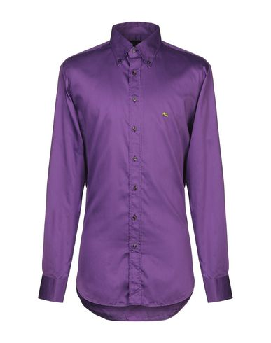 Etro Tops Solid color shirt