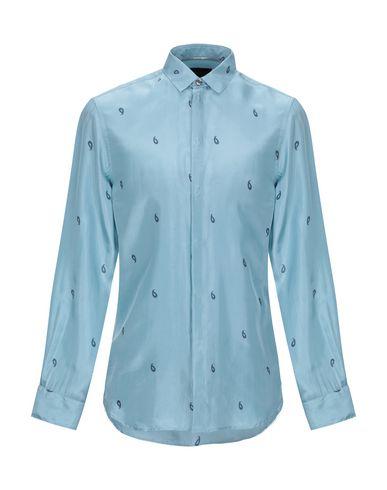 Emporio Armani Shirts Patterned shirt