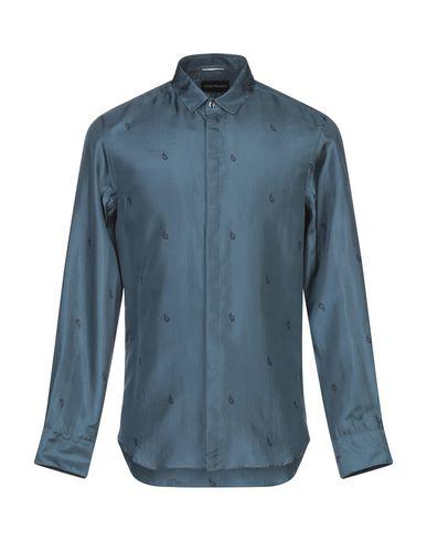 Emporio Armani T-shirts Patterned shirt