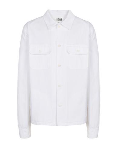 MAISON MARGIELA - 솔리드 컬러 셔츠