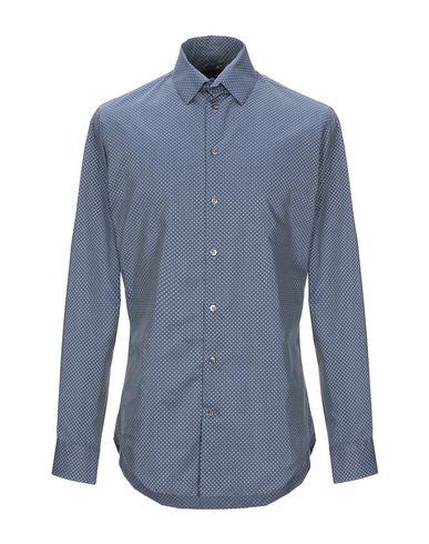 GIORGIO ARMANI - Patterned shirt