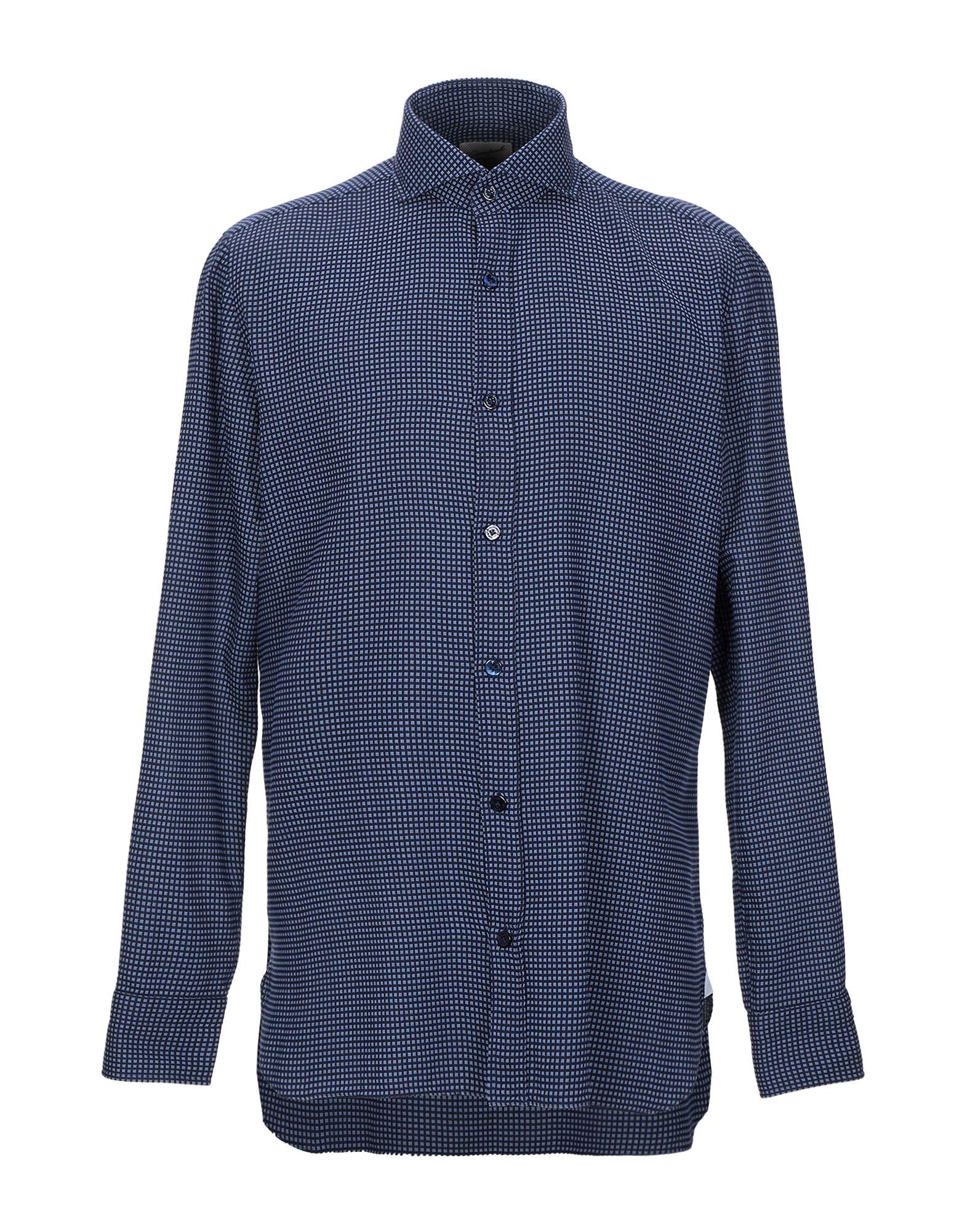 Camicia Fantasia Giampaolo herren - 38862602DV