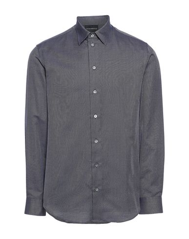Emporio Armani Shirts Patterned shirt