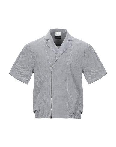 Emporio Armani T-shirts Checked shirt