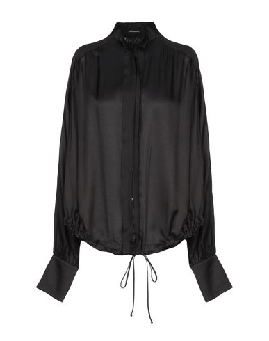Ann Demeulemeester T-shirts Solid color shirts & blouses