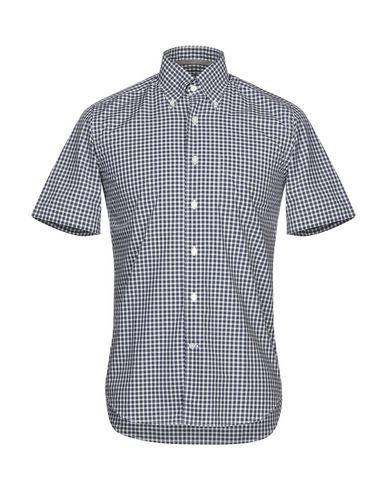 CANALI - Checked shirt