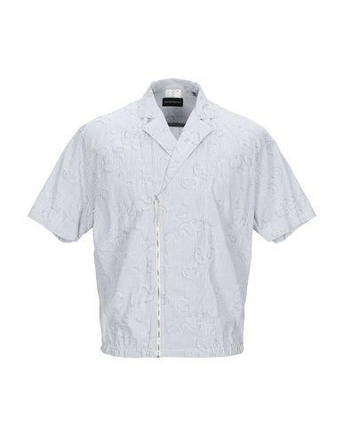 Emporio Armani T-shirts Striped shirt