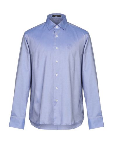 ROBERTO CAVALLI - Solid color shirt