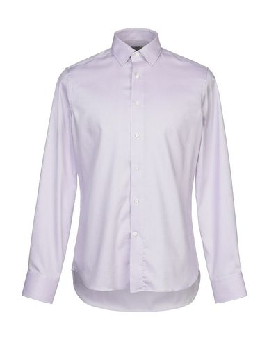CANALI - Solid color shirt