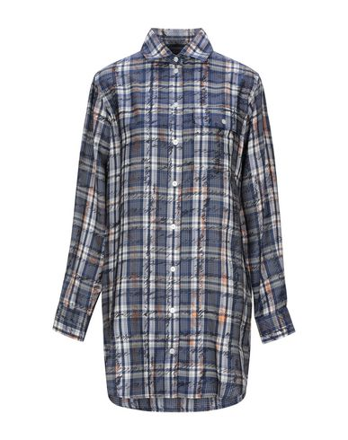 Burberry T-shirts Checked shirt
