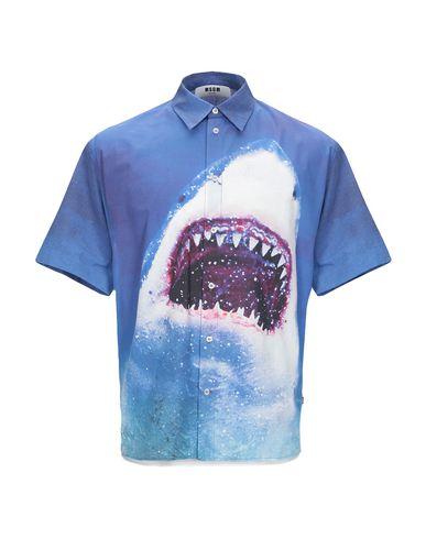Msgm Patterned Shirt   Shirts by Msgm