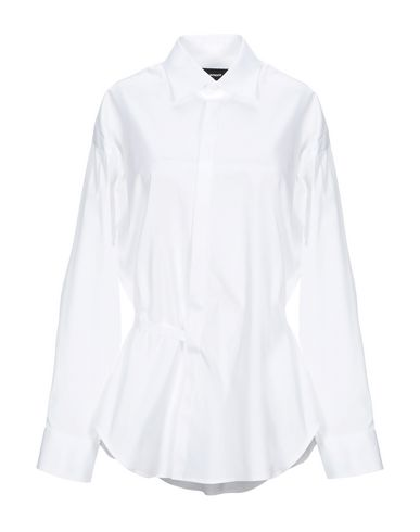 Dsquared2 T-shirts Solid color shirts & blouses