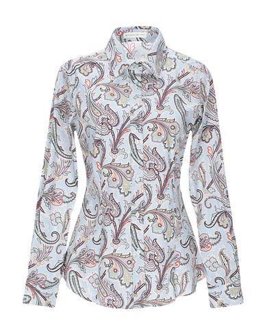 Etro T-shirts Floral shirts & blouses