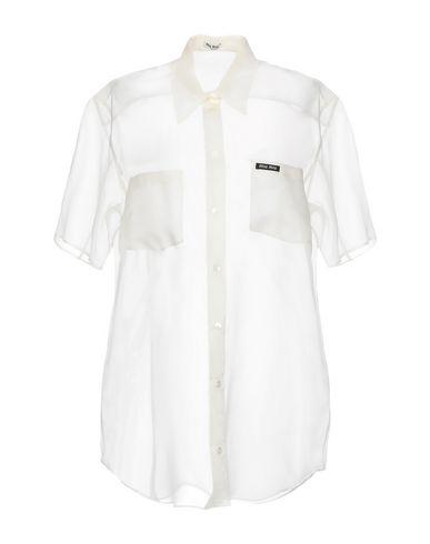 Miu Miu Tops Silk shirts & blouses