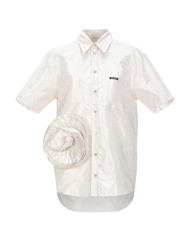 Miu Miu T-shirts Silk shirts & blouses