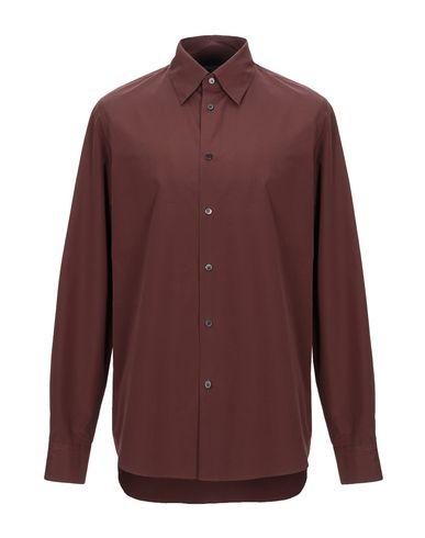 MARNI - Solid color shirt