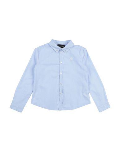 EMPORIO ARMANI - Solid colour shirt