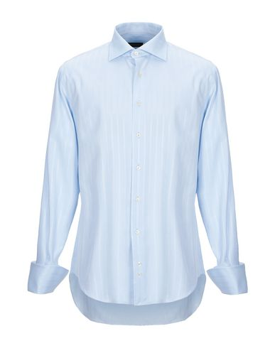 BURBERRY - Solid colour shirt