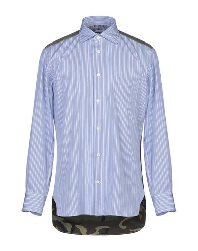 COMME des GARÇONS - Striped shirt