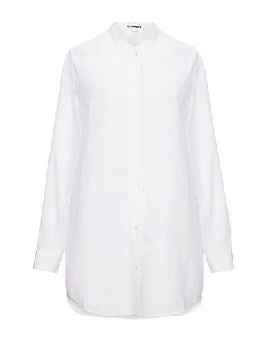 JIL SANDER - Chemises et chemisiers de couleur unie