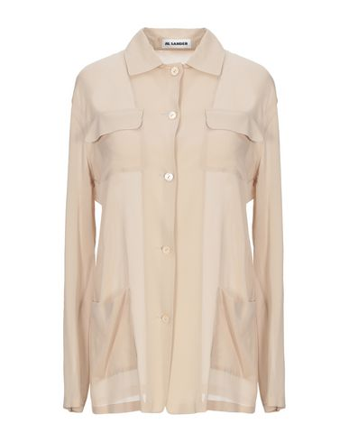 JIL SANDER - Solid colour shirts & blouses