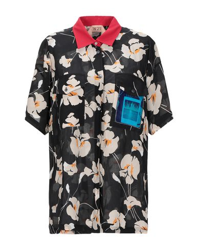 N°21 Tops Floral shirts & blouses