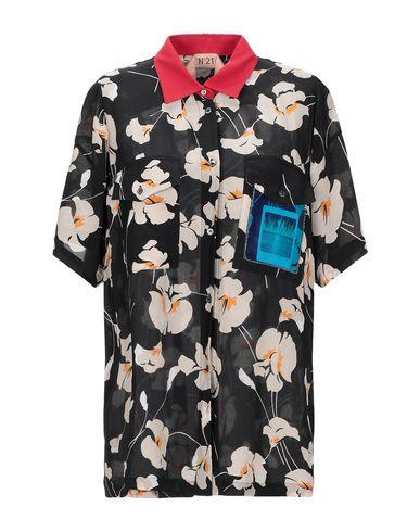 N°21 T-shirts Floral shirts & blouses