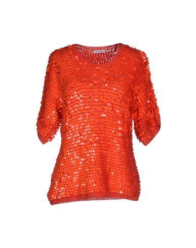 BEAYUKMUI Sweater in Orange