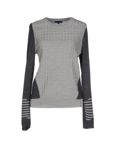 SURFACE TO AIR Sweater in Light Grey