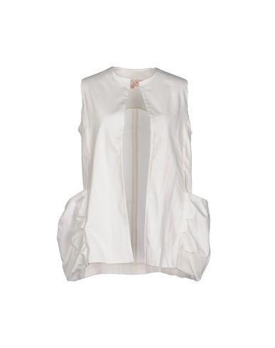 ANNA SAMMARONE Blazer in White