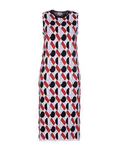 ARTHUR ARBESSER Knee-Length Dress in White